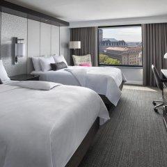 JW Marriott Hotel Washington DC 4* Стандартный номер с различными типами кроватей фото 6