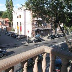 Manand Hotel Ереван балкон
