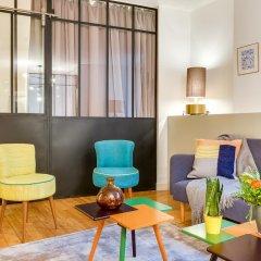 Апартаменты Sweet Inn Apartments - Rue Vaugirard интерьер отеля