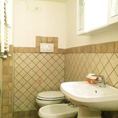 Отель Via Della Cernaia ванная фото 2