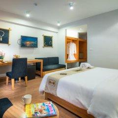 Sunny Mountain Hotel 4* Стандартный номер с различными типами кроватей