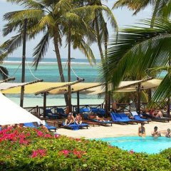 Отель Voyager Beach Resort пляж фото 2