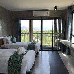 Nap Krabi Hotel 4* Улучшенный номер с различными типами кроватей фото 4