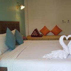 Отель BS Airport at Phuket 3* Стандартный номер с различными типами кроватей фото 13