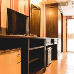 Natural Samui Hotel 2* Улучшенный номер с различными типами кроватей фото 13