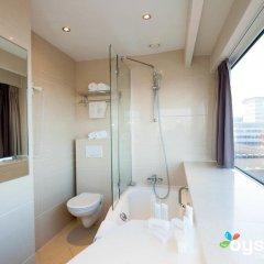 Отель XO Hotels Blue Tower 4* Представительский номер с различными типами кроватей фото 41