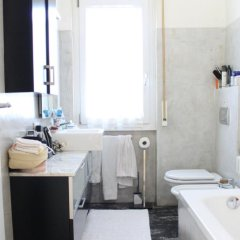 Отель Appartamento Bella Vista Вербания ванная