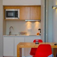 Апартаменты Charm Apartments Porto Студия разные типы кроватей фото 14