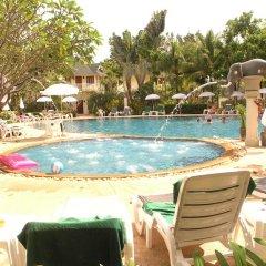Отель Golden Beach Resort детские мероприятия фото 2
