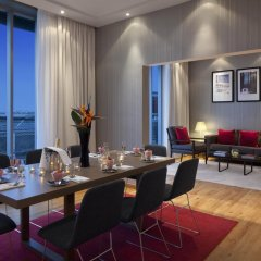 Radisson Blu Hotel Glasgow Глазго помещение для мероприятий