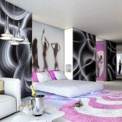 Отель Temptation Cancun Resort - Adults Only 5* Стандартный номер с различными типами кроватей