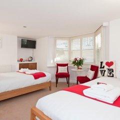 Отель Strawberry Fields 3* Стандартный номер с различными типами кроватей фото 5