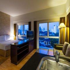 Апартаменты RCG Suites Pattaya Serviced Apartment Студия с различными типами кроватей фото 2