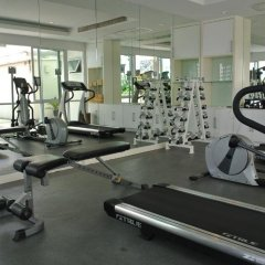 Отель FuramaXclusive Asoke, Bangkok фитнесс-зал
