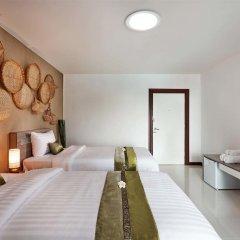 Отель Wattana Place 3* Номер Делюкс с 2 отдельными кроватями фото 12