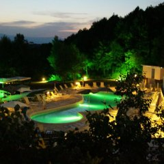 Отель Apart Hotel Medite Болгария, Сандански - отзывы, цены и фото номеров - забронировать отель Apart Hotel Medite онлайн бассейн фото 3