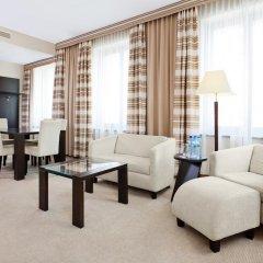 Qubus Hotel Gdańsk 4* Стандартный номер с различными типами кроватей фото 3