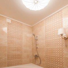 Гостиница Горная Резиденция АпартОтель Семейные апартаменты с двуспальной кроватью фото 15