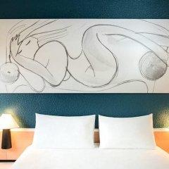 Отель ibis Liège Centre Opéra 3* Стандартный номер с различными типами кроватей фото 4