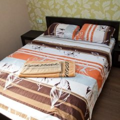 Апартаменты Apartments on Abrikosovaya комната для гостей фото 2
