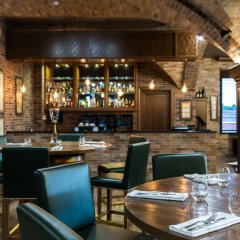 Гостиница Атон гостиничный бар