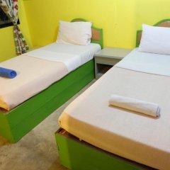 B&B House & Hostel Кровать в общем номере с двухъярусной кроватью