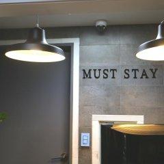 Отель Must Stay интерьер отеля фото 2