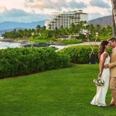 Отель Four Seasons Resort Oahu at Ko Olina спортивное сооружение