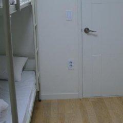 Отель Agit Guesthouse сейф в номере