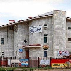 Гостиница Астория парковка