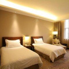Jinjiang Nanjing Hotel 4* Номер Бизнес 2 отдельные кровати фото 2