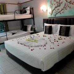 Samui Green Hotel 3* Стандартный номер с различными типами кроватей фото 4