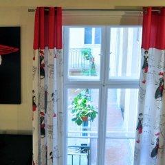 Отель Dorothilux Apartment Венгрия, Будапешт - отзывы, цены и фото номеров - забронировать отель Dorothilux Apartment онлайн комната для гостей фото 2