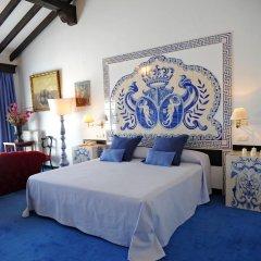 Отель San Román de Escalante 4* Улучшенный номер с различными типами кроватей фото 3
