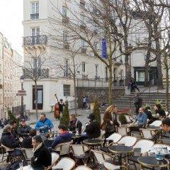 Отель Timhotel Montmartre Париж фото 7