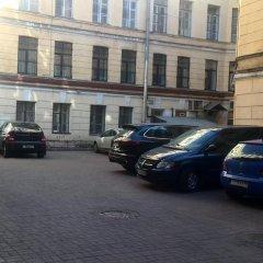 Отель Bolshaya Morskaya Inn Санкт-Петербург парковка