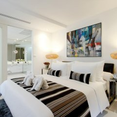 BYD Lofts Boutique Hotel & Serviced Apartments by X2 4* Люкс повышенной комфортности с различными типами кроватей фото 13