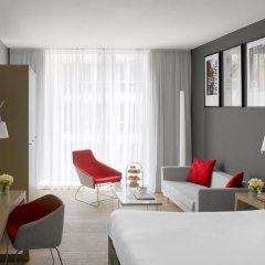 Radisson Blu Hotel, Glasgow 4* Полулюкс с разными типами кроватей фото 3