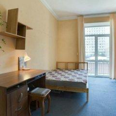 Хостел Достоевский Кровать в общем номере с двухъярусной кроватью фото 22