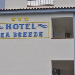 Отель Sea Breeze Скалея интерьер отеля фото 3