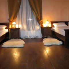 Гостиница Гнездо Голубки Апартаменты с различными типами кроватей фото 12