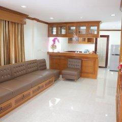 Отель Achada Beach Pattaya 3* Люкс с различными типами кроватей фото 9