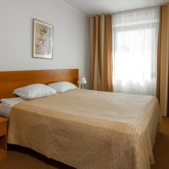 Гостиница Виктория 4* Апартаменты с разными типами кроватей фото 15