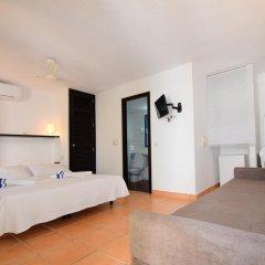 Отель Club Cala Azul комната для гостей фото 7