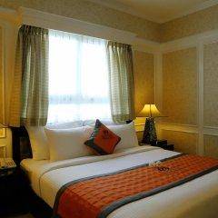 Anpha Boutique Hotel 3* Номер Делюкс с различными типами кроватей фото 7