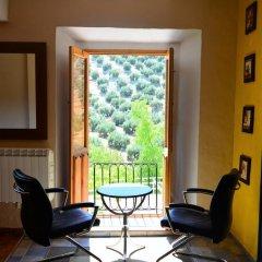 Отель Casa El CastaÑo Алькаудете комната для гостей фото 5