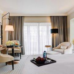 Отель Four Seasons Los Angeles at Beverly Hills 5* Улучшенный номер с различными типами кроватей фото 2