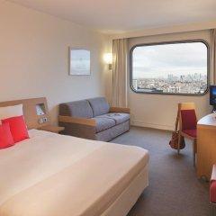 Отель Novotel Paris Centre Tour Eiffel 4* Улучшенный номер с разными типами кроватей фото 8
