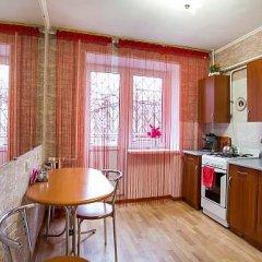 Гостиница Appartment On Chkalova Апартаменты с различными типами кроватей фото 28