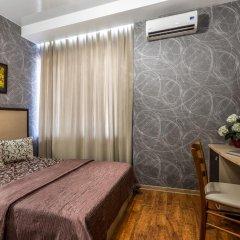 Гостиница Браво Люкс комната для гостей фото 4